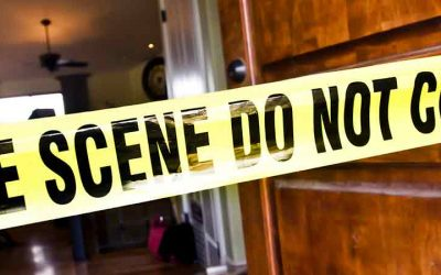 Who Cleans Up After Crime Scenes?